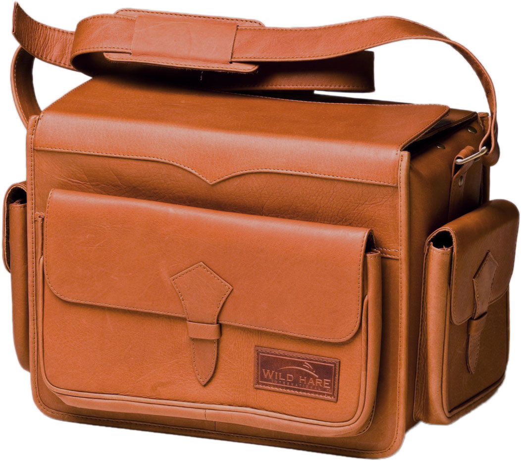 Wild Hare Shooting Gear Wild Hare Leather Range Bag Wh 501l