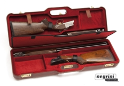 Negrini 1670LR Series for 2 Gun Case for O/U and SXS | Barrel up to 30.5""