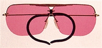 Decot Classic Hy-Wyd with Spring Hinge Temples -- with TRANSITION Lenses