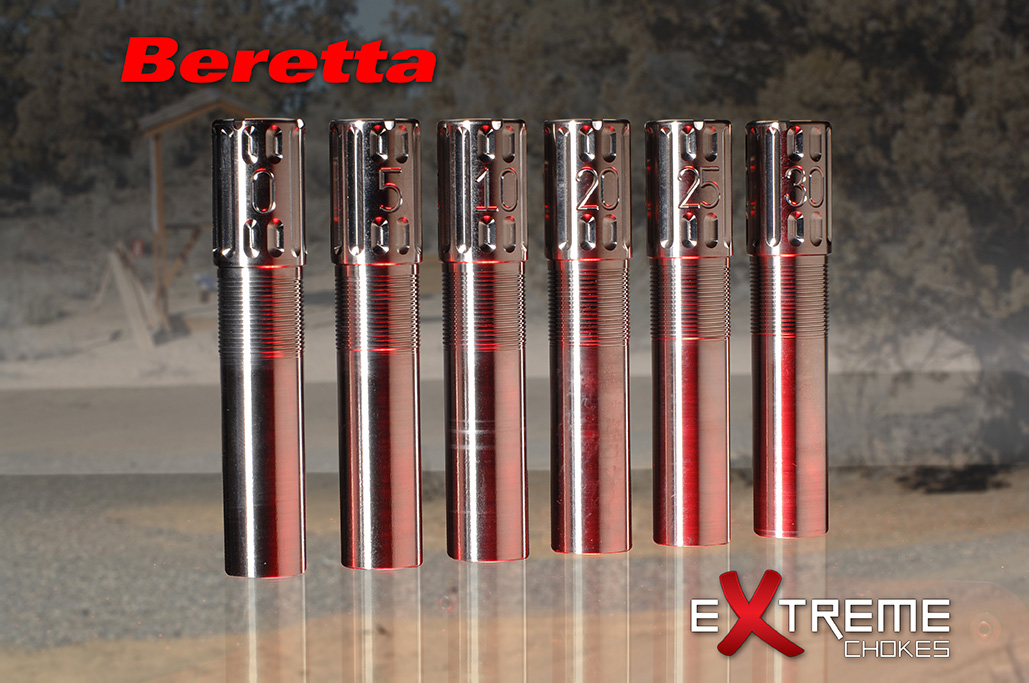Extreme Chokes LLC - Extreme Chokes 12 Gauge Beretta Optima