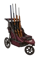 Rugged Gear Rugged Gear Limited Edition 4-Gun Shooting Cart