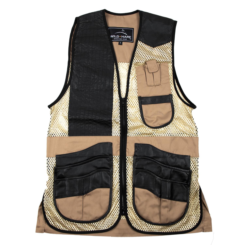 Wild Hare Shooting Gear Half Vest